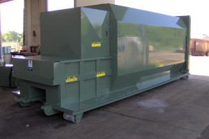 Self Contained Trash Compactors from KeeService Company