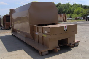 KSC35 – Self Contained Compactor from KeeService Company