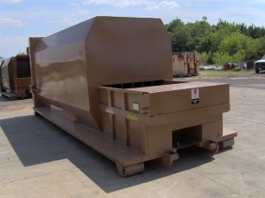KSC35 - Self Contained Compactor from KeeService Company
