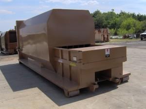 industrial trash compactors / commercial trash compactors - kee
