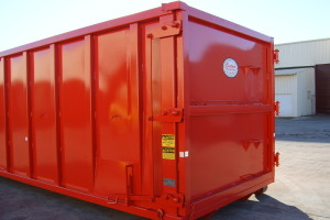 Loading Dock Container from KeeService Company