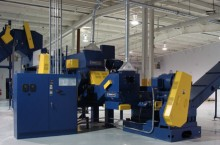 Industrial Shredder from KeeService Company